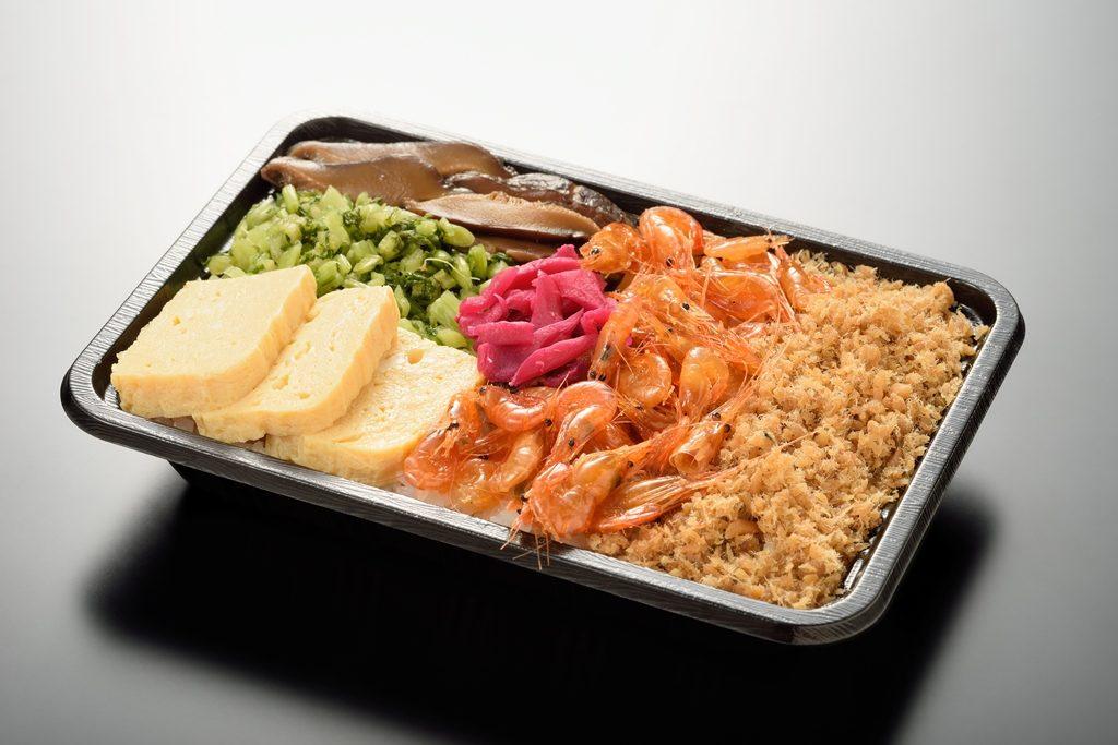 ㈱だるま 田舎バラ寿司